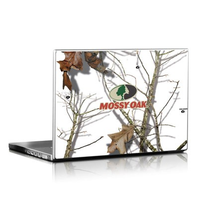 Laptop Skin - Break-Up Lifestyles Snow Drift