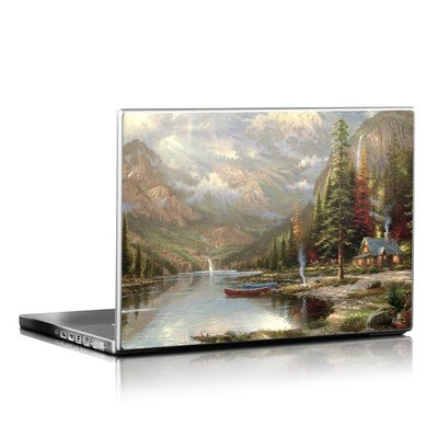 Laptop Skin - Mountain Majesty