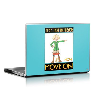Laptop Skin - Move On
