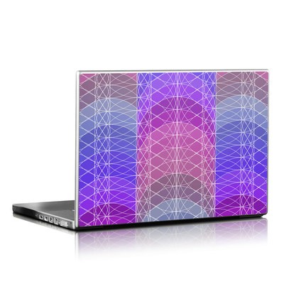 Laptop Skin - Mulberry