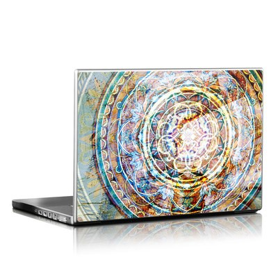 Laptop Skin - Mystical Medallion