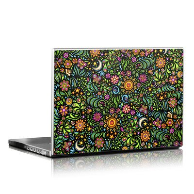 Laptop Skin - Nature Ditzy