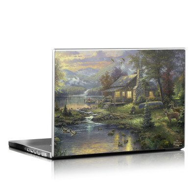 Laptop Skin - Natures Paradise