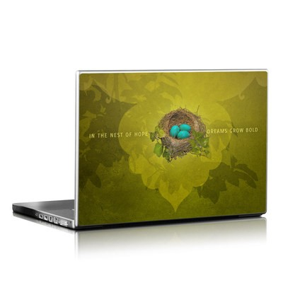 Laptop Skin - Nest of Hope