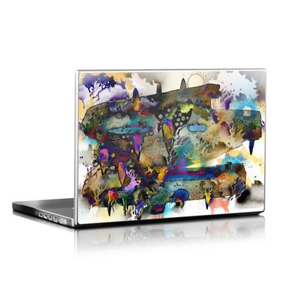 Laptop Skin - New Day