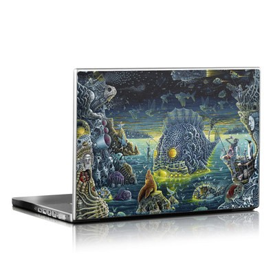 Laptop Skin - Night Trawlers