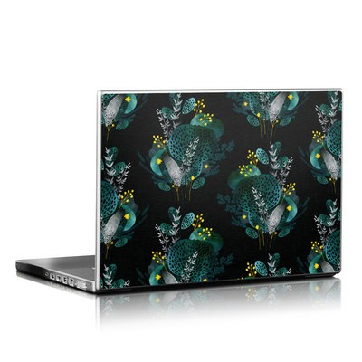 Laptop Skin - Night Seaflower