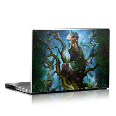 Laptop Skin - Nightshade Fairy