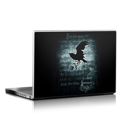 Laptop Skin - Nevermore