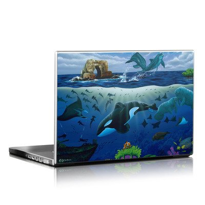 Laptop Skin - Oceans For Youth