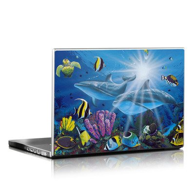 Laptop Skin - Ocean Friends