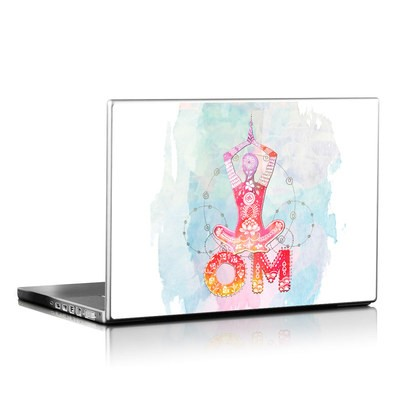 Laptop Skin - Om Spirit
