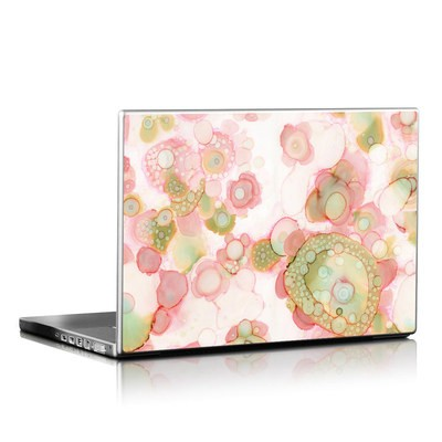 Laptop Skin - Organic In Pink