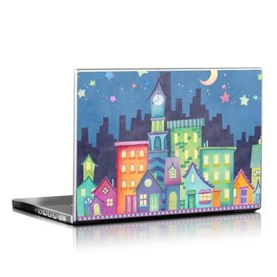 Laptop Skin - Our Town