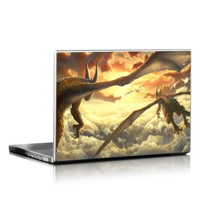 Laptop Skin - Over the Clouds