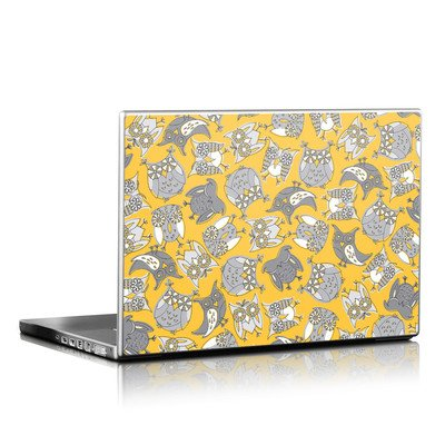 Laptop Skin - Owls