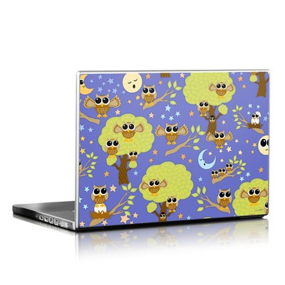 Laptop Skin - Owl Tree