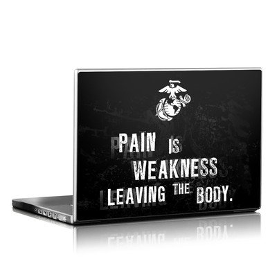 Laptop Skin - Pain