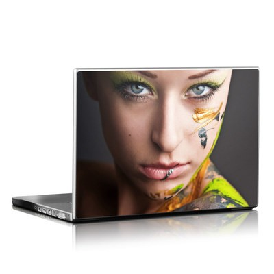 Laptop Skin - Painted Beauty