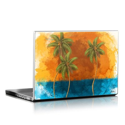 Laptop Skin - Palm Trio