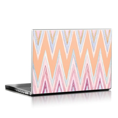 Laptop Skin - Pastel Chevron