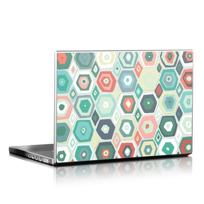 Laptop Skin - Pastel Diamond