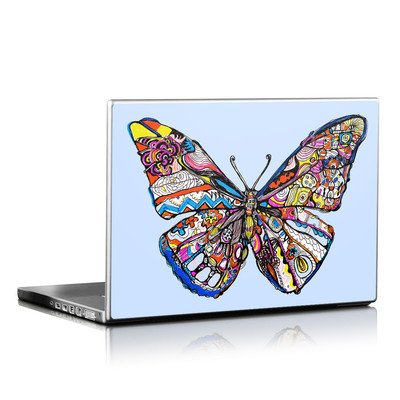 Laptop Skin - Pieced Butterfly