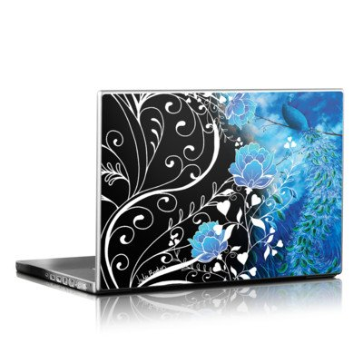 Laptop Skin - Peacock Sky