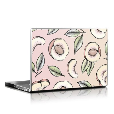 Laptop Skin - Peach Please