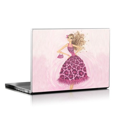 Laptop Skin - Perfectly Pink