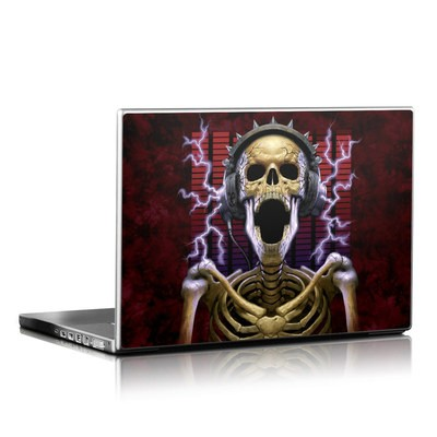 Laptop Skin - Play Loud