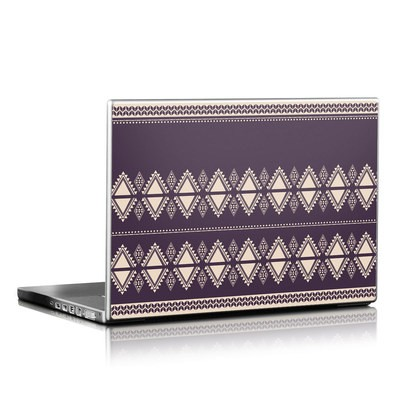 Laptop Skin - Plum Cozy