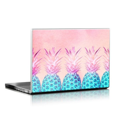 Laptop Skin - Pineapple Farm