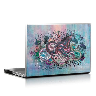 Laptop Skin - Poetry in Motion