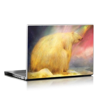 Laptop Skin - Polar Bear
