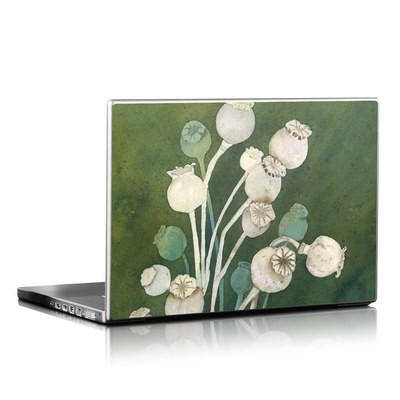 Laptop Skin - Poppy Pods