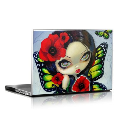 Laptop Skin - Poppy Magic