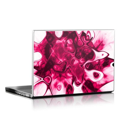 Laptop Skin - Pink Splatter