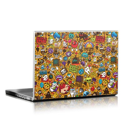 Laptop Skin - Psychedelic