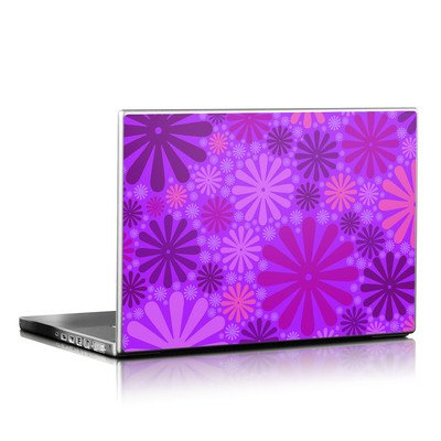 Laptop Skin - Purple Punch