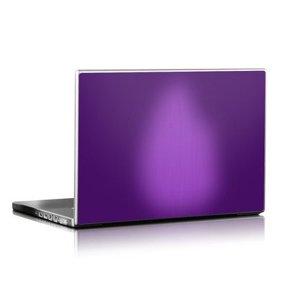 Laptop Skin - Purple Burst