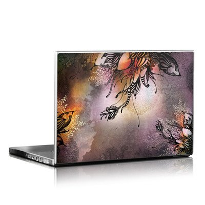 Laptop Skin - Purple Rain