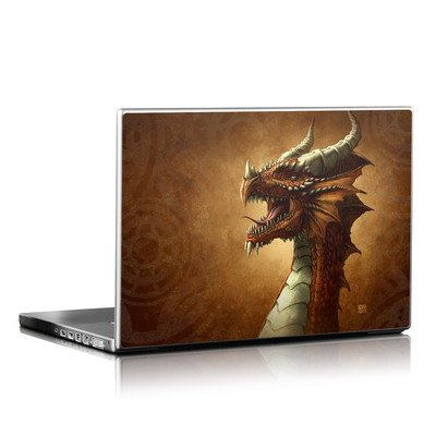 Laptop Skin - Red Dragon