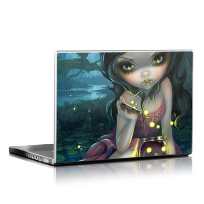 Laptop Skin - Releasing Fireflies