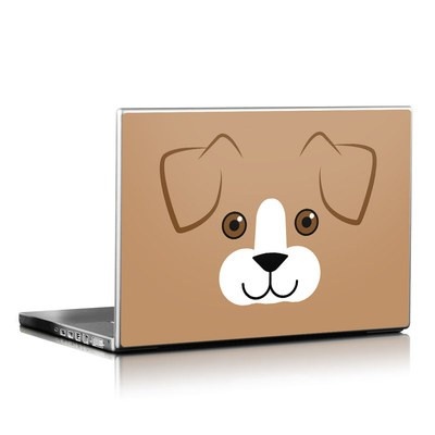 Laptop Skin - Rex the Dog