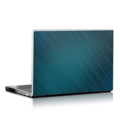 Laptop Skin - Rhythmic Blue