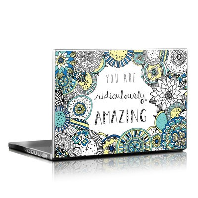 Laptop Skin - You Are Ridic