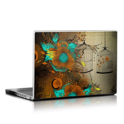 Laptop Skin - Rusty Lace