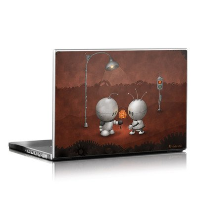 Laptop Skin - Robots In Love