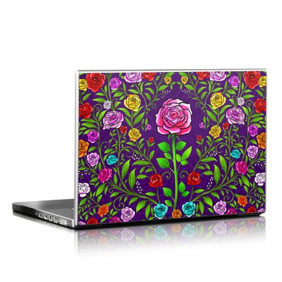 Laptop Skin - Rose Burst